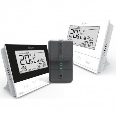 Patalpos termostatas ST-292 v2 (belaidis)